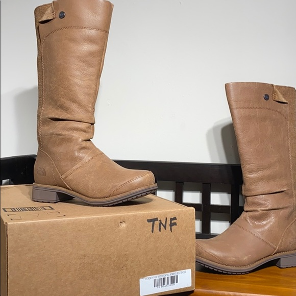 Boots. The North Face Bridgeton Tall Boots